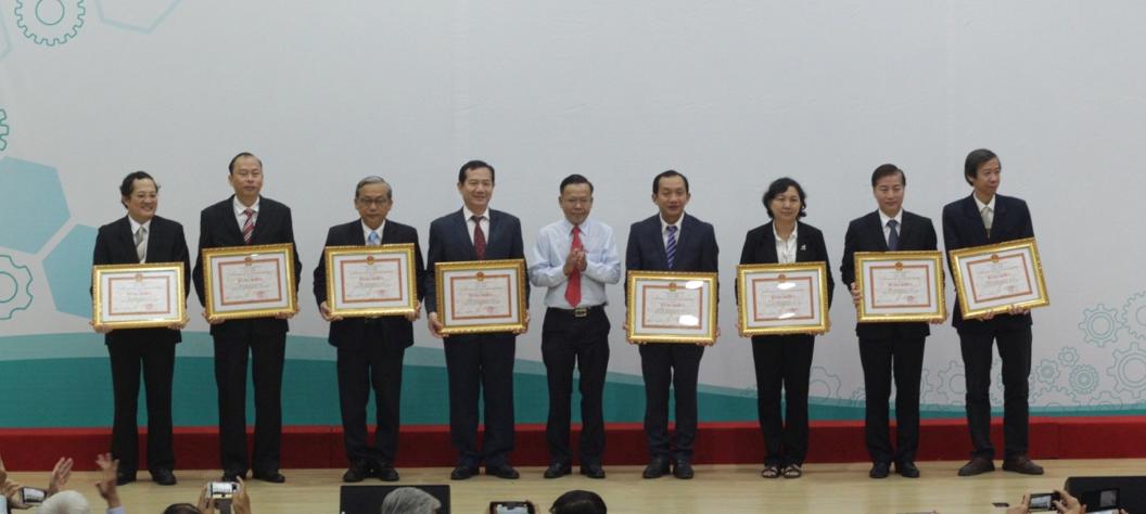 Lần đầu tiên Sở Y tế TP.HCM công bố Giải thưởng chất lượng khám chữa bệnh