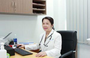 BSCKII Nguyễn Thị Thanh, Nguyên Trưởng khoa Bệnh viện Nhi đồng 2
