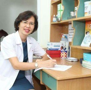 BS CKII Nguyễn Thị Hoa Nguyên Trưởng Khoa Dinh Dưỡng Bệnh viện Nhi đồng I