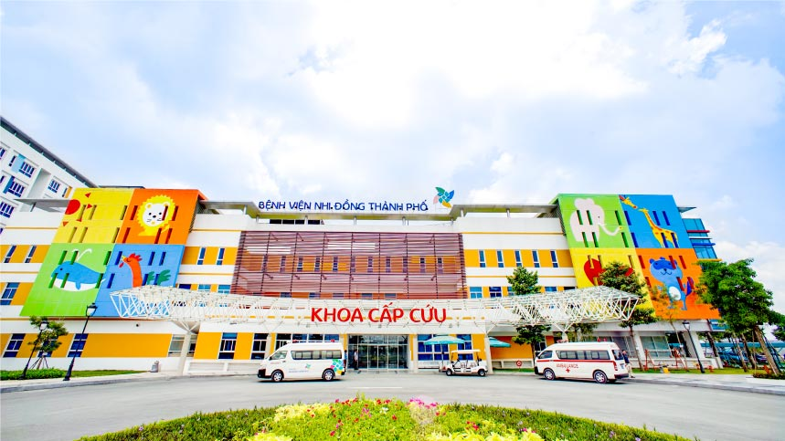 Bệnh Viện Nhi Đồng Thành Phố: Cái Nhìn Mới Về Bệnh Viện - VTV24