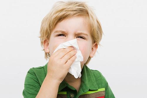 Những bệnh thường gặp ở trẻ vào mùa đông và cách phòng tránh
