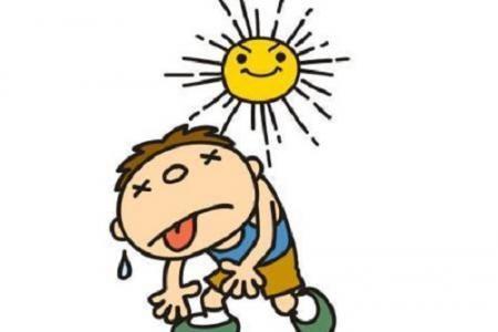 Hướng dẫn phụ huynh cách phòng chống say nắng ở trẻ em