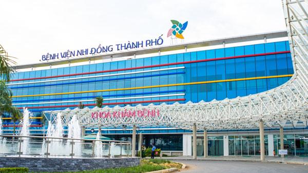 Phóng sự - Bệnh viện Nhi đồng Thành phố